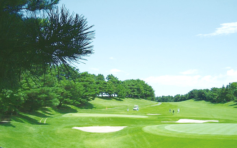 マイタウンゴルフ大会「高座豚ウィークリーコンペ」