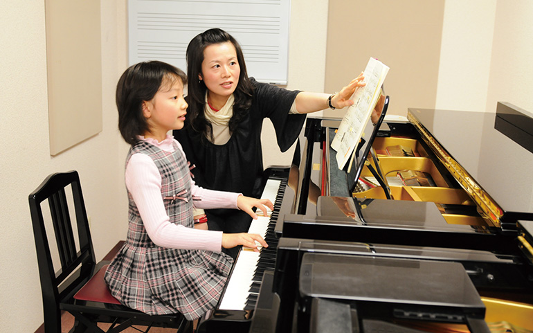 昭和音楽大学附属 音楽・バレエ教室