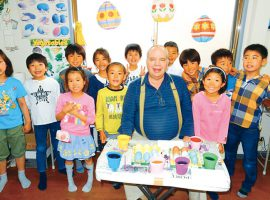 アメリカ人が英語を学ぶ方法で楽しく役立つ英語アランデービス・イングリッシュスクール