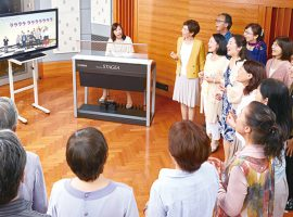 10月より「歌って踊れる青春ポップス」「3か月ウクレレチャレンジコース」がスタート!京浜楽器(株) 栗平センター