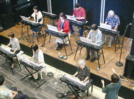 指1本から簡単キーボード・ピアノLIFEP音楽教室(KORG)