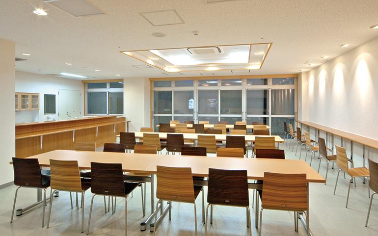 職員専用食堂(イメージ写真)