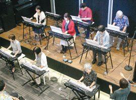 1時間あたり2,000円!※ 指1本〜簡単キーボード・ピアノLIFEP音楽教室(KORG)