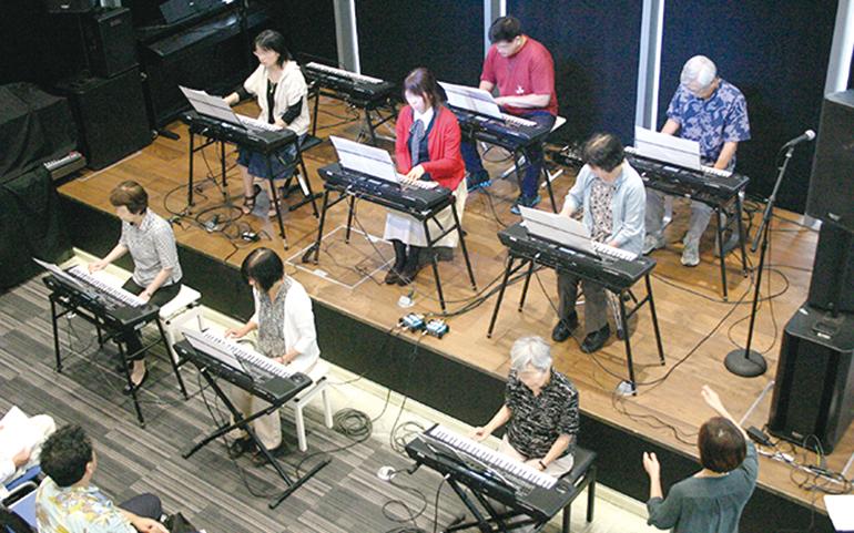 LIFEP音楽教室(KORG)