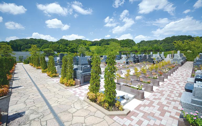 町田小野路霊園1