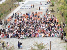 2017/10/29(日) しんゆりマルシェ2017関連イベント「しんゆりハロウィンパレード」