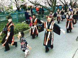 よさこい踊りを一緒に踊りましょう!「鳴子踊りチーム輝楽(きら)」