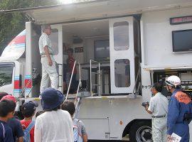 2017/10/14(土) 麻生区総合防災訓練