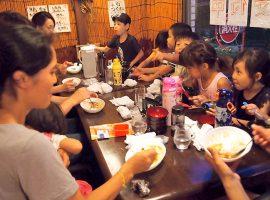 親子で、友達同士で、シルバー世代でみんなで一緒にご飯を食べよう百合ヶ丘こども食堂