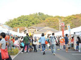 2017/11/25(土)アートと食の祭典「しんゆりマルシェ2017」