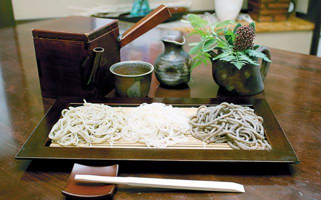 「蕎麦会席 一(いち)」隠れ家的な雰囲気でゆっくりと楽しむ年越し蕎麦
