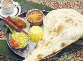 インド料理 メズバーン 特別キャンペーン2月末までタンドリーミックスセット半額!