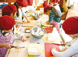 人気の子どもお菓子・料理教室 4月からの生徒募集Clementine
