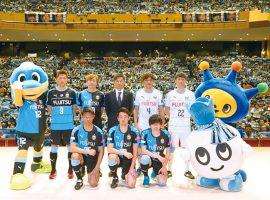 川崎フロンターレ 2018シーズン始動リーグ連覇へ向けて新加入選手が意気込みを語る