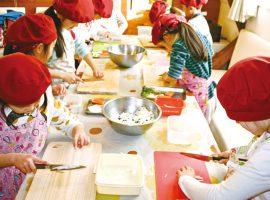 人気の子どもお菓子・料理教室 4月からの生徒募集「Clémentine」