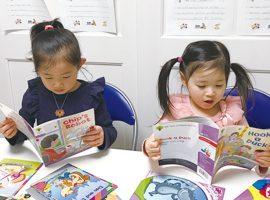 少人数だから安心して レッスンが受けられます「Sunny English 英語教室」