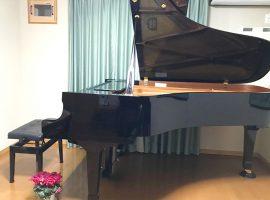 ピアノ演奏を通して音楽を愛する心を育てます!森ピアノ教室