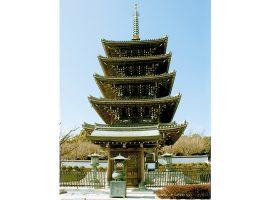 2018/3/21(祝)春の香林寺 五重塔まつり