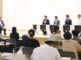 現職スタッフが語るグループの魅力新百合ヶ丘総合病院 職員採用説明会