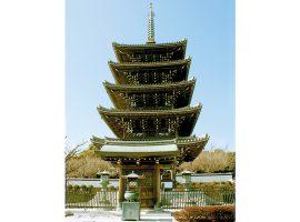 2019/3/21(木・祝)春の香林寺 五重塔まつり