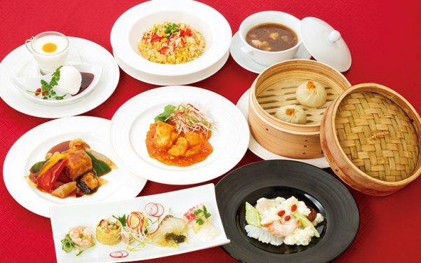 中国料理 虎包