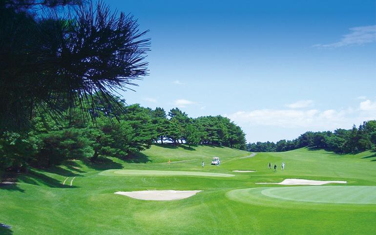 マイタウンゴルフ大会