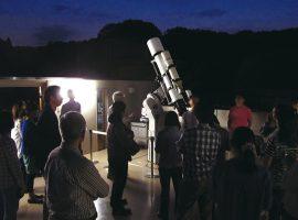 かわさき宙と緑の科学館「星を見る夕べ」