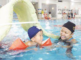 イトマンスイミングスクール新百合ヶ丘校夏休み水泳教室 受付中!