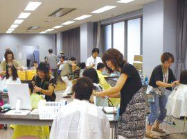 2019/7/30(火)NPO法人 PRIC JAPAN BEAUTY「チャリティーカット」