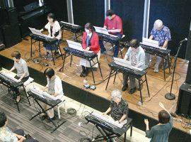 1時間あたり2,000円!※ 指1本〜簡単キーボード・ピアノ「LIFEP音楽教室(KORG)」