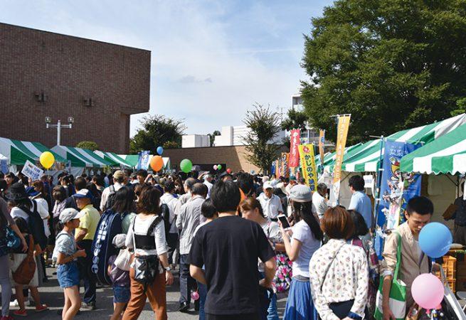 2018/10/14(日)第36回あさお区民まつり