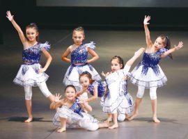 踊りの好きな子集まれ!井上恵美子モダンバレエスタジオ
