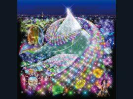 よみうりランドジュエルミネーションイメージ (c) MOTOKO ISHII LIGHTING DESIGN
