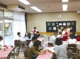 2019/1/12(土)みんなのcafe in 岡上分館