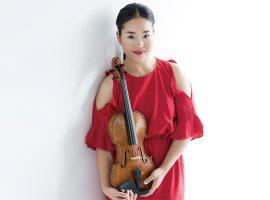 オーストリアを拠点に活躍する若手バイオリニスト麻生区出身・篠山春菜さん 凱旋コンサート開催!