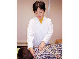つらい痛み・打撲、慢性的な体調不良は「藤原紘子治療院」の出張治療を