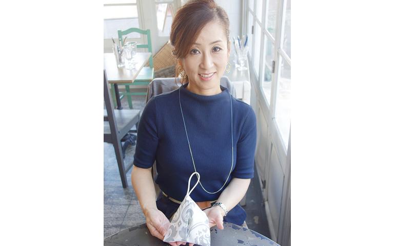 後藤 訓子さん