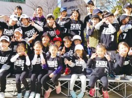 ZOOの中心メンバーNAOYA主宰のダンススクール「Z★Nダンスクラブ」