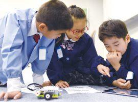 自ら考え 判断し 行動できる子どもたちの育成「桐蔭学園 幼稚園・小学校」(2020年度より改称予定)