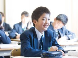 小さい学校の 大きな挑戦「学校法人 多摩大学附属 聖ヶ丘中学高等学校」