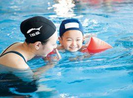 イトマンスイミングスクール新百合ヶ丘校冬休み水泳教室 受講受付中!