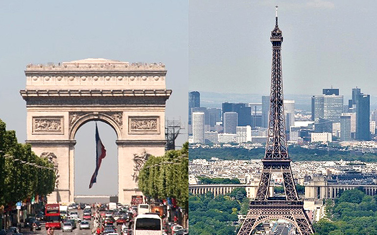 スクリーンの中で世界を旅しよう! 子ども向け電子かみしばい「パリ物語」