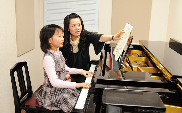 昭和音楽大学附属 音楽教室