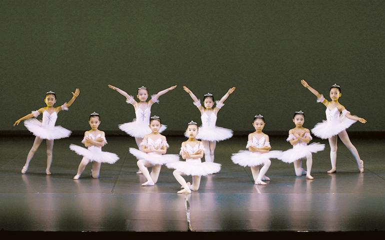 昭和音楽大学附属 バレエ教室