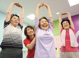 駐車料金無料で通える 女性だけの30分健康体操教室「カーブス麻生百合丘」
