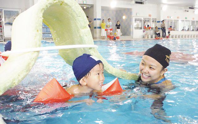 イトマンスイミングスクール新百合ヶ丘校夏休み水泳教室  7/1(水)より受付スタート!