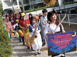 しんゆりハロウィンパレード2019フォトギャラリー