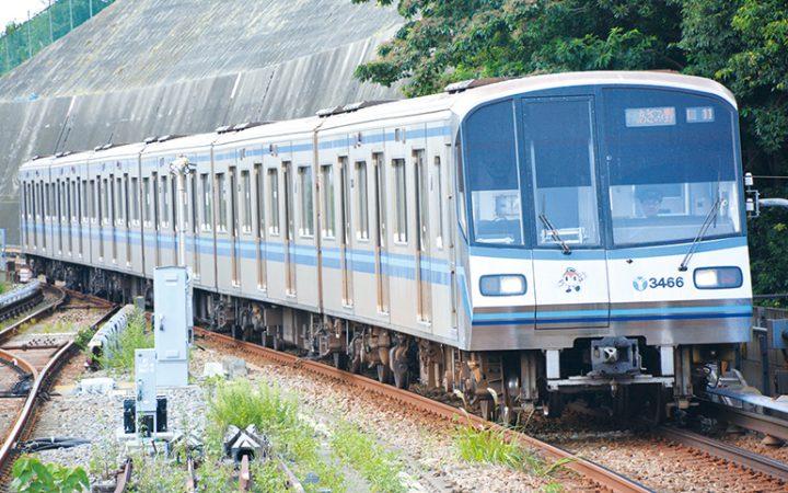 横浜市営地下鉄ブルーラインの延伸「あざみ野〜新百合ヶ丘」概略ルート・駅位置が決定
