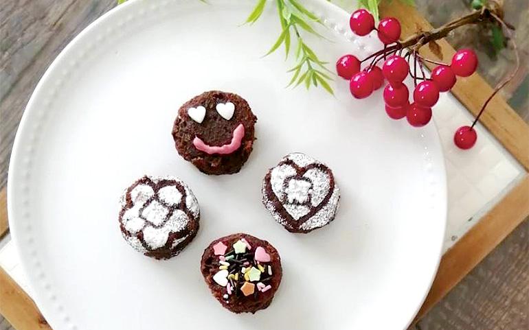 プチガトーショコラ イメージ