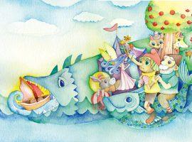 2020/5/24(日) 絵本deクラシック「ピノキオの冒険」【中止】